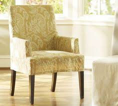 Dining Room Chair Slipcovers by Custom Slip Covers Made To Order With Your Chair Sizes Dining