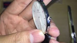 Beda Jam Tangan Daniel Wellington Asli Dan Palsu unboxing jam tangan daniel wellington original atau kw