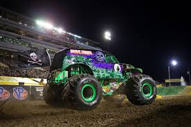 grave digger monster truck schedule monster jam coming to denver this weekend looks to the future by