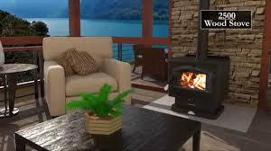 2500 epa wood stove youtube
