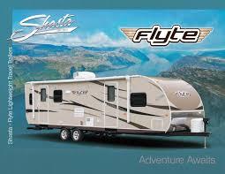 woody u0027s trailer world shasta flyte lightweight travel trailer