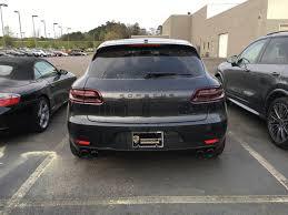 Porsche Macan Gts Black - macan gts vg agate trim porsche macan forum