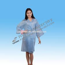 disposable ladies modern dress nonwoven kimono bathrobe buy