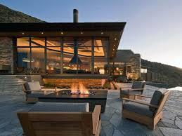Modern Fire Pits by 70 Outdoor Fireplace Designs For Men Cool Fire Pit Ideas