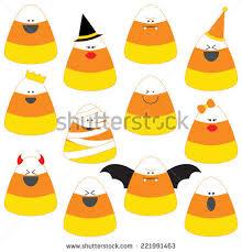 Candy Corn Halloween Costumes Candy Corn Clip Art Candy Stock Vector 221991463 Shutterstock