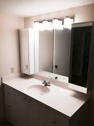 bathroom cabinets bathroom mirror with storage extendable