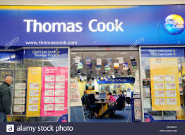 Thomas cook travel agents at merry hill shopping centre west