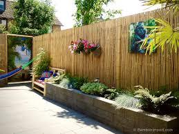ideas bamboo privacy fence peiranos fences should bamboo