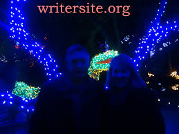 Phoenix Zoo Christmas Lights by December 2013 Writer Site