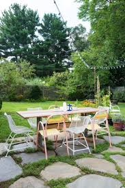 best outdoor furniture dining tables u0026 chairs apartment therapy