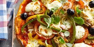 jeux fr cuisine pizza pizza quatre saisons facile et pas cher recette sur cuisine actuelle