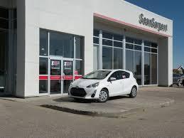 New Toyota Car Specials Near Edmonton Sean Sargent Toyota