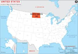beulah dakota map where is dakota location of dakota