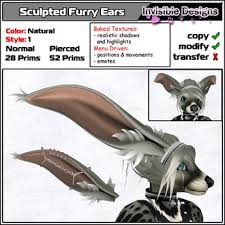 second marketplace invisible designs sculpted ears 1