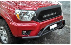 tacoma grill light bar toyota tacoma modification
