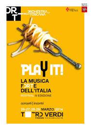 play it terza edizione by orchestra della toscana issuu