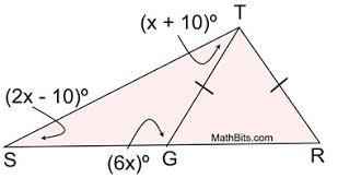 isosceles triangles practice mathbitsnotebook geo ccss math