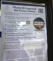 window state tx us texas u0027 voter id law found illegal again san antonio express news