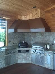 how to clean grease cherry wood kitchen cabinets wooden range hoods vs metal range hoods