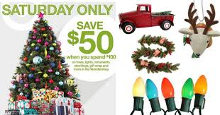 target black friday pre lit christmas tree white lights target 50 off 100 holiday shop purchase valid in store