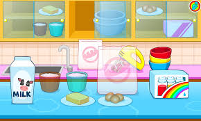 cooking colorful cake android apps google play