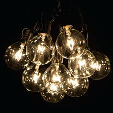 Commercial Patio String Lights by Flower String Lights