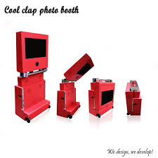 photo booth business cool clap portable 3d photo booth for your rental business on