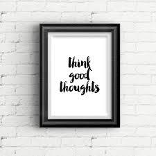 quote print dreamer wall decor white black