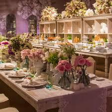 Silk Flower Depot - a silk flower depot blog chic harmony wedding setup by