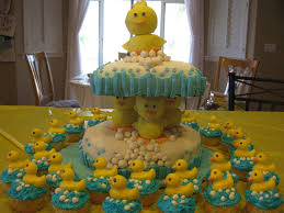 baby shower duck theme this cake was for a friend she was throwing a baby shower for a