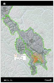 Bc Wildfire Highway Closures by Highway 93 Closed Again Bans Due To Verdant Creek Wildfire In