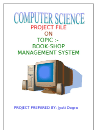 computer science project file for class xii cbse computing