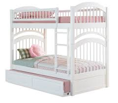 White Bunk Bed With Trundle White Bunk Beds With Stairs Decorate My House
