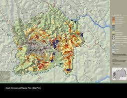 Rwanda Africa Map by Asla 2010 Professional Awards Kigali Conceptual Master Plan