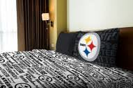 Pittsburgh Steelers Comforter Set Pittsburgh Steelers Bed U0026 Bath Sportsunlimited Com