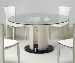 funiture modern rectangular black metal single pedestal kitchen