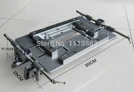 porter cable door hinge template aliexpress buy adjustable door hinge aluminium template jig