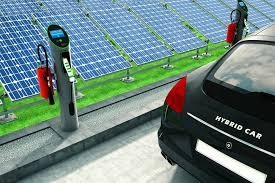 pv electric can you use pv solar to charge your electric vehicle