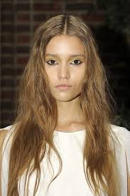 runway hair extensions flirty runway inspired hairstyles for 2012