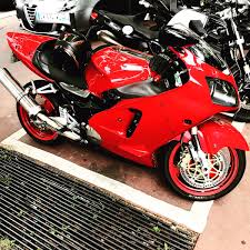 zx12r on topsy one