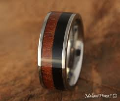 koa wedding bands 15 best koa wedding bands images on wedding bands