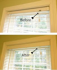 Home Decor Hardware Easy No Hardware Valance For Blinds Hometalk