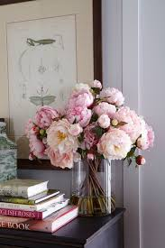 flowers home decor 519 best in bloom images on pinterest flowers pink peonies and