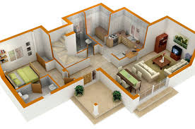 3d Duplex House Plan Amazing Architecture Magazine House Plan Designs In 3d