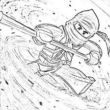 cole lego ninjago colouring pages learn coloring