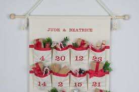 advent calendar advent calendar fabric advent calendar christmas countdown