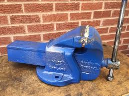 record 6 bench vise bench decoration