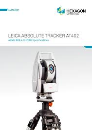 leica absolute tracker at402 asme specifications hexagon