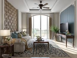 classical modern apartment spaces