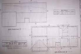 Floor Framing Plan House Blueprints